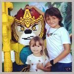 Legoland'deki ikinci gün..
