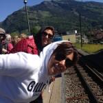 4.Gün Rigi Dağı,Luzern,İnterlaken