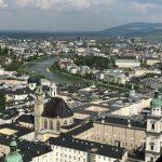 Salzburg- Hallstatt Mayıs 2017