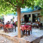 Sakız Adası Mesta Köyü – Ağustos 2017